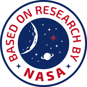 BASED ON RESEARCH BY NASA
